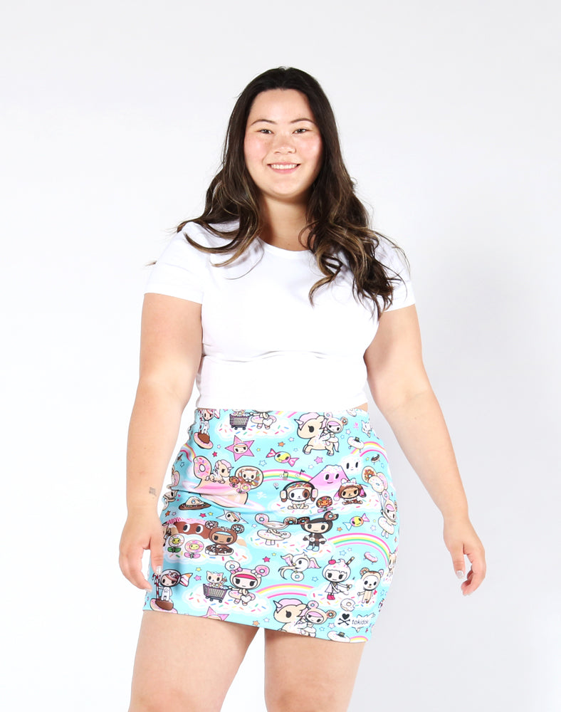 Donutella Mini Skirt Front 2
