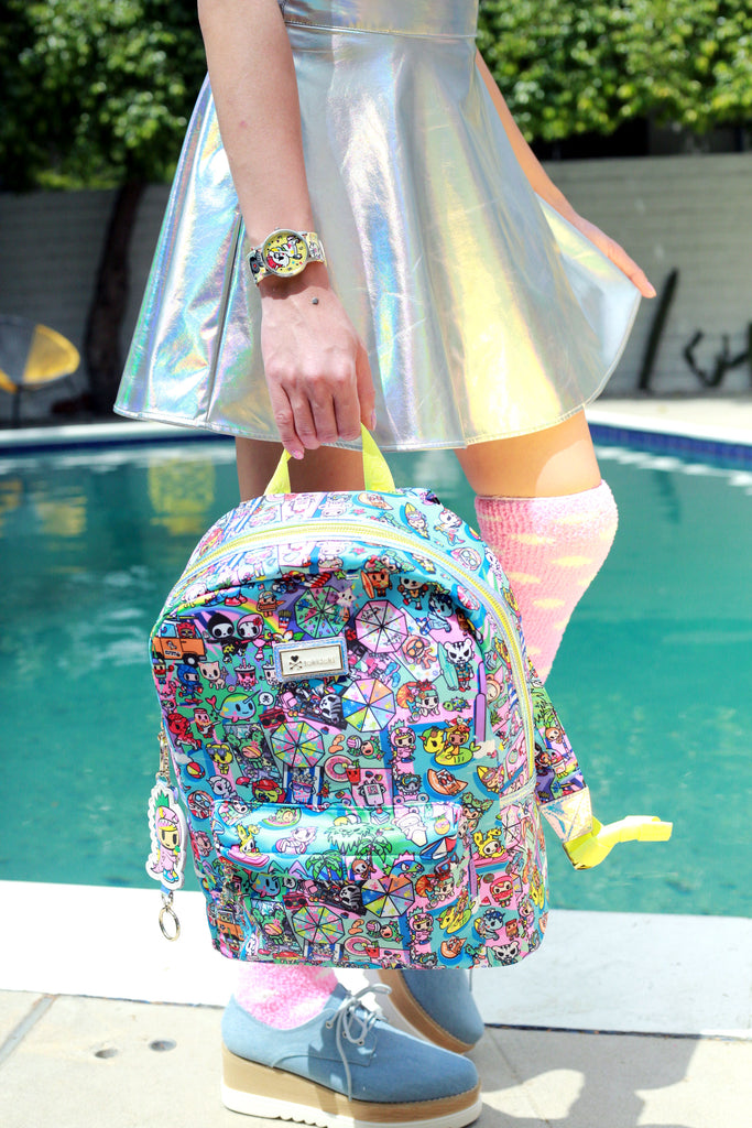 Pool Party Backpack lifestyle