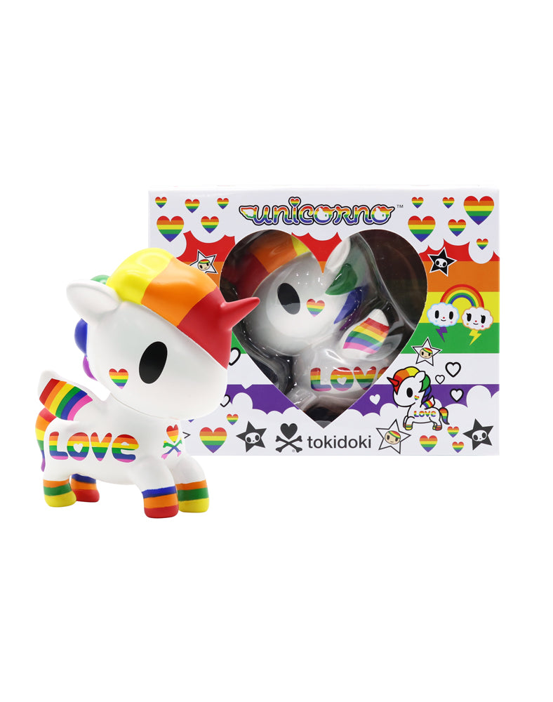 "Pride 5"" Unicorno Vinyl with box"