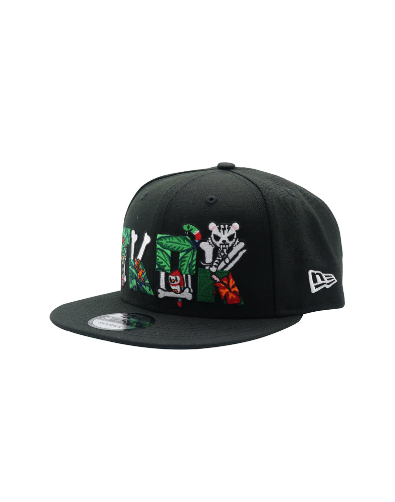 Tropic TKDK Snapback side