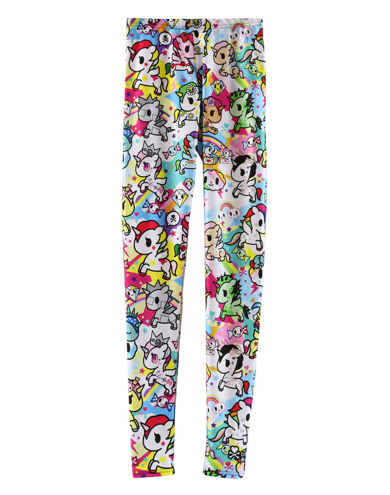 tokidoki Unicorno Leggings Full Shot