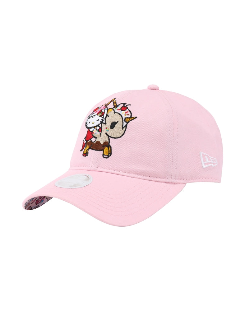 tokidoki x Hello Kitty Super Sweet Women's Dad Hat front side