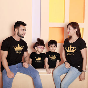 King and Queen Family