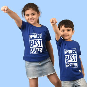 World best brother and sister