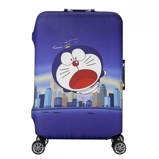 SAFEBET Brand Elastic Luggage Protective Cover For 19-32 inch Trolley Suitcase Protect Dust Bag 12 / S