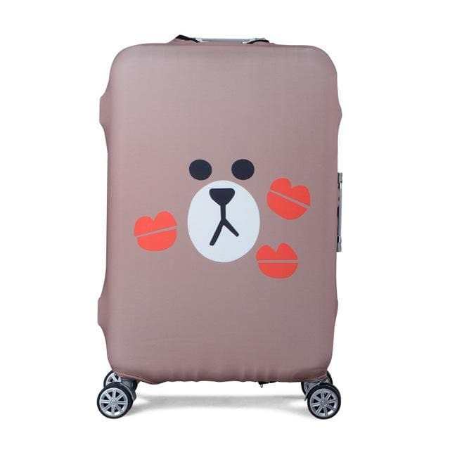 Safebet Brand Elastic Luggage Protective Cover For 19-32 Inch Trolley Suitcase Protect Dust Bag 20 / S