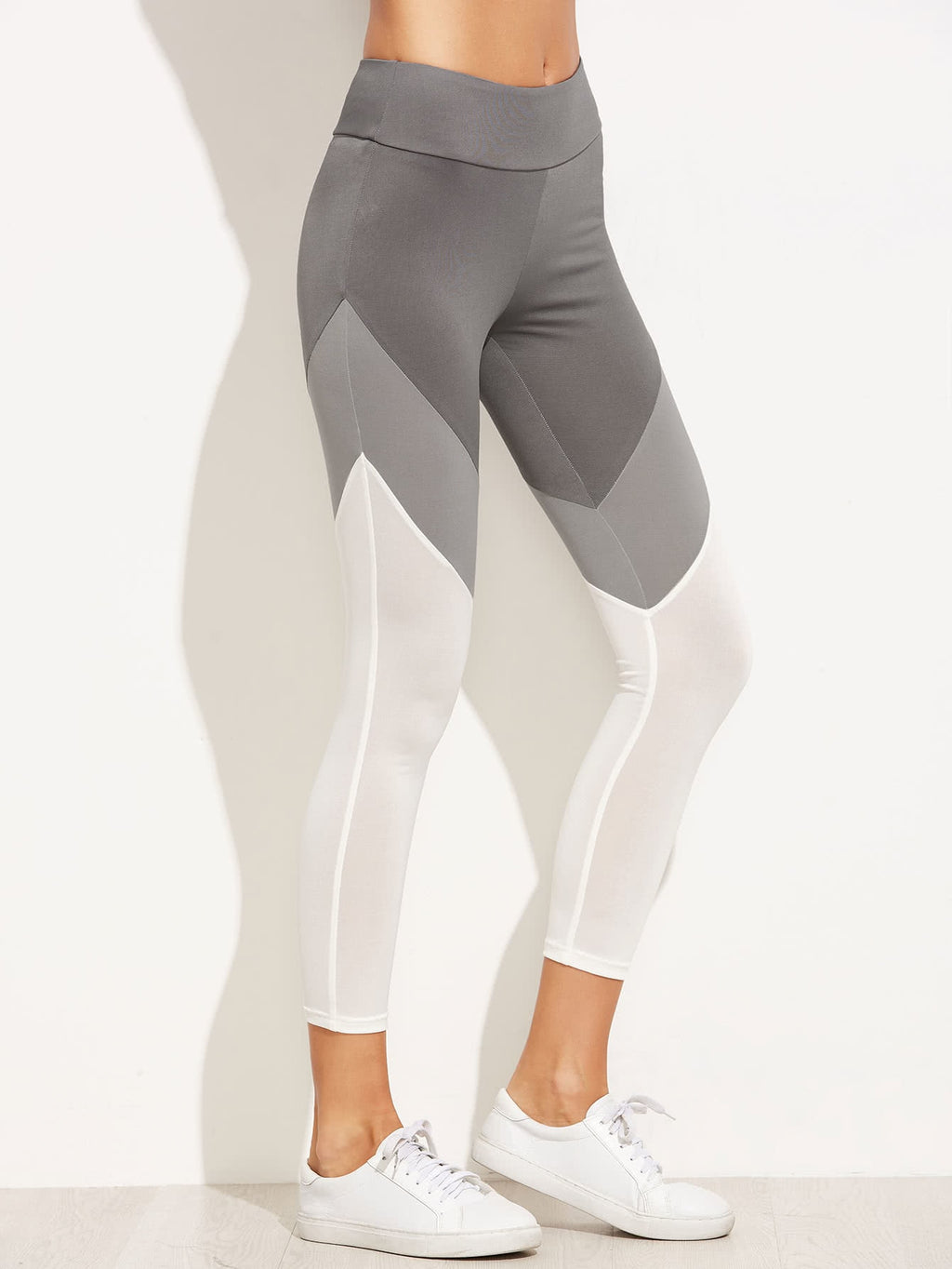 Leggings Leibbinde - kontrastfarbig