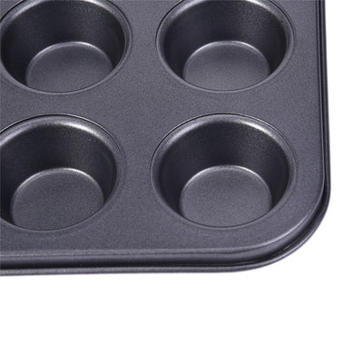 Nonstick 12 Cup Mini Muffin Pan - Kitchendayz