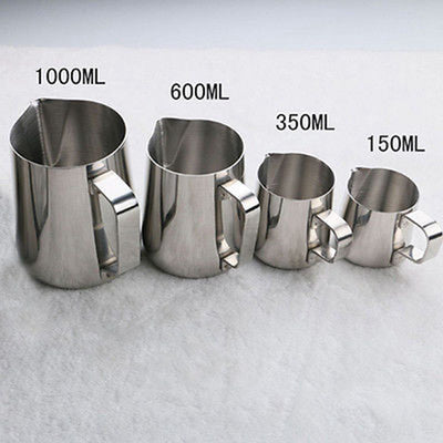 Stainless Steel Espresso Coffee Pitcher - Kitchendayz