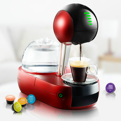 Commercial grade automatic Espresso capsule coffee machine - Kitchendayz