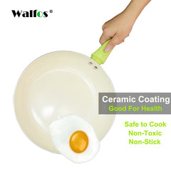 Ceramic Coated Non-Stick Frying Pan