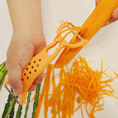 Multifunctional Vegetable/Fruit Peeler & Cutter