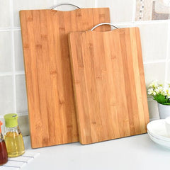 Antibacterial Bamboo Kitchen Chopping Board