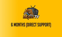 6 Month Beast Hosted Service (Direct Support)