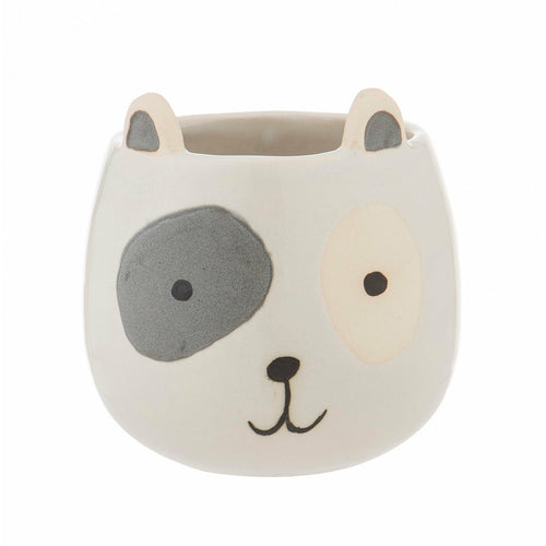 SPOTTY DOG POT