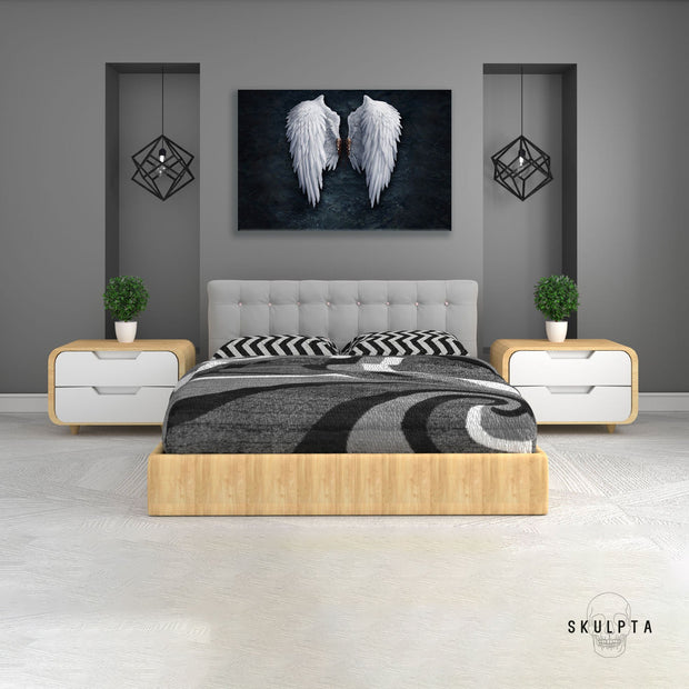 "Skulpta Canvas Print 30x45cm / 12x18"" / Rolled Canvas ﹒Icarus ﹒"