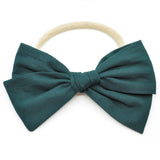 Spruce Green Rona Bow