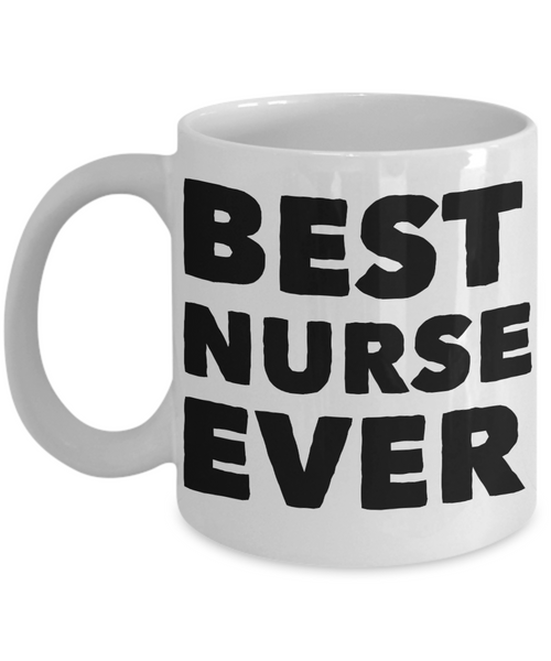 Best Nurse Shout Out Mug! - GuysandGirlsGeneral