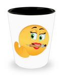 Adult Emoji Fun Shot Glass for Nurses! - GuysandGirlsGeneral