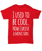 Christmas Gift Funny T-shirt for Van Dad Husband! - GuysandGirlsGeneral