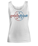 I'm The Firecracker Your Mother Told You Not To Play With Funny Sexy Tank Top for Women | Josh Turner firecracker T-Shirt Tank Top | 4th of July Sexy Tanks for Women - GuysandGirlsGeneral