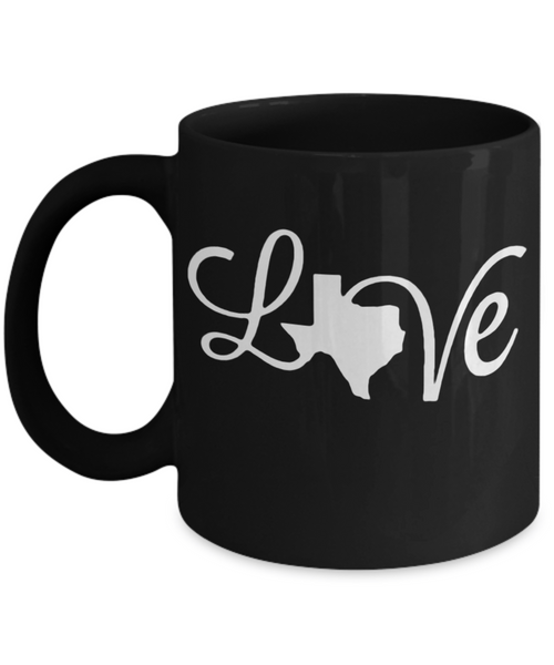 Texas Love Strong! Enough said.