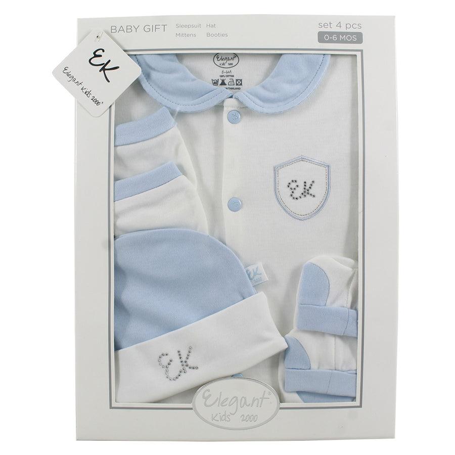 4 Piece Baby Gift Set