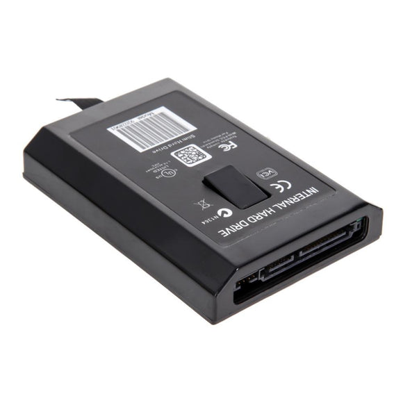120 GB Internal Hard Disk Drive for Xbox 360 Slim.
