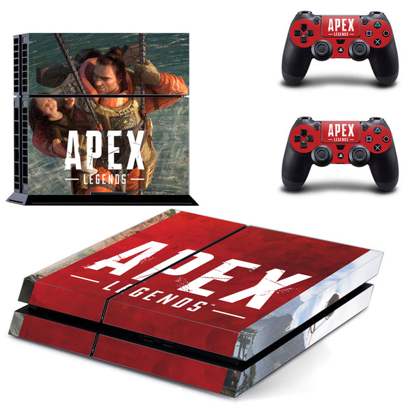 Apex Legend Lifeline PS4 Skin Sticker Set