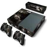 Last of us Skin Decal Sticker  Controller Sticker for Xbox One Console