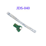 JDS-040 Micro USB Charging Socket board with flex ribbon Cable