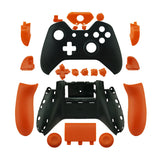 Matte Black Controller Shell Mod Kit for Xbox One Controller