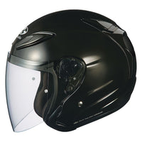 KABUTO AVAND2 open face motorcycle helmet glossy black