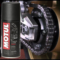 MOTUL Motorcycle Chain Lube C2 O ring Z ring
