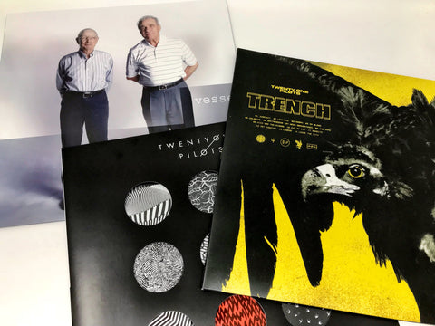 The Twenty One Pilots Collector's Series