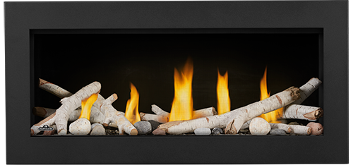 Napoleon Vector Series Direct Vent Linear Fireplace