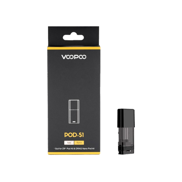 VooPoo Drag Nano Replacement Pods (4pk)