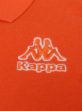 Kappa Mens Omini Coral Pure Pique Cotton Sports Polo Shirt