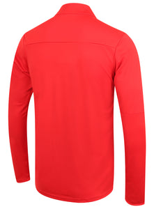 Nike Mens Dry Park 18 Dri-Fit Full Zip Track Jacket - AA2059-657 - Red Back