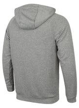 Nike Men's Dry Grey Training Dri-Fit Fleece Full Zip Hoodie