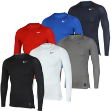 Nike Men's Pro Cool DriFit Compression Long Sleeve Training Top