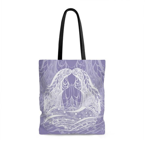 NAMASTE Coloured Tote Bag