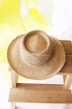 Vintage Straw Hat - ULTRA-CAT