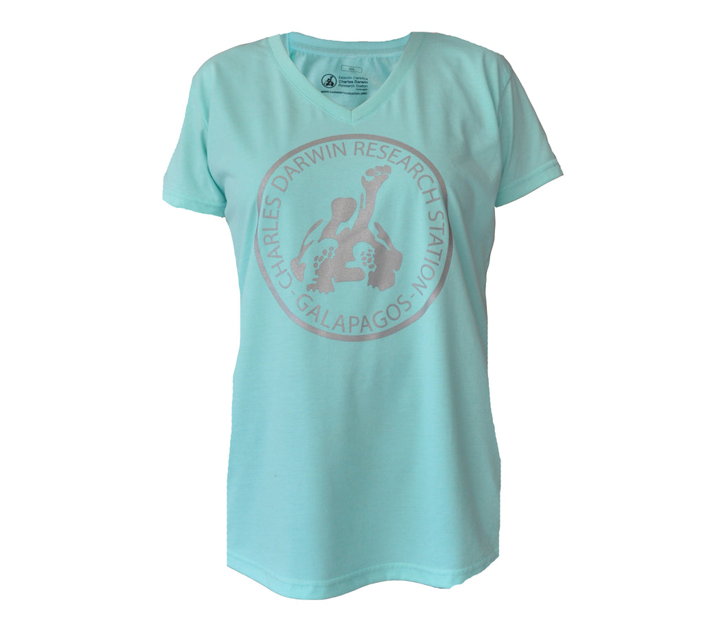 Women´s Top / Turquoise