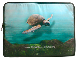 Turtle Laptop Case 15*