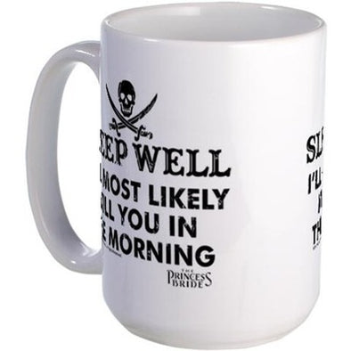 Sleep Well Large Mug