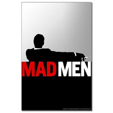 Mad Men Truth Lies Mini Poster Print