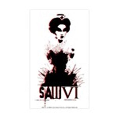 Saw Nurse Sticker