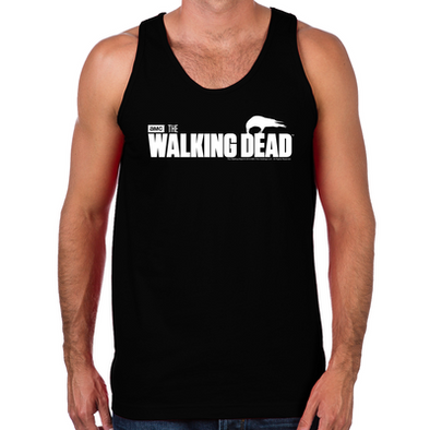 The Walking Dead Survival Men's Tank