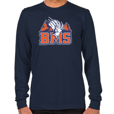 Blue Mountain State Long Sleeve T-Shirt